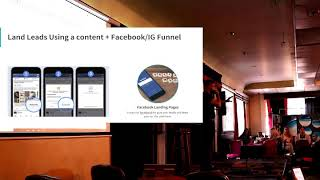 Yousif Alias Talking about How To Generate Leads Using Facebook ads