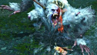 Sekiro Shadows Die Twice - Guardian Ape Boss Fight (1080p 60fps)