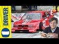 Alfa Romeo 155 V6 TI ex DTM  |  Retroscena con La Vecchia supercampione CIVM