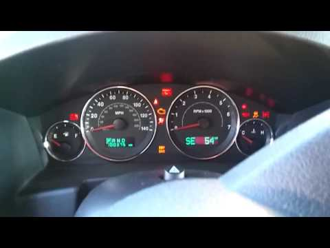 Amazing 2007 JEEP COMMANDER V6  4X4  Starting Issues And Idle Issues