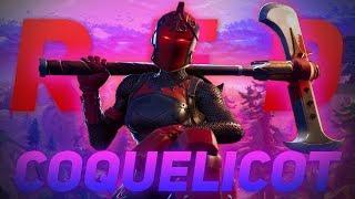 RED COQUELICOT #coquelicotchallenge