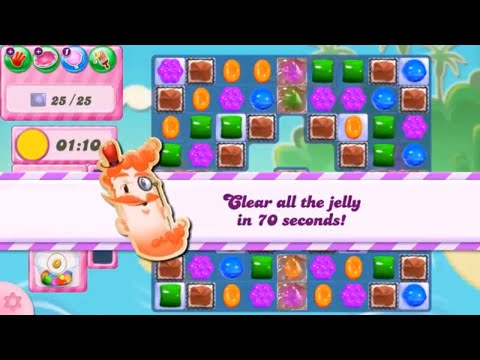 *JELLY TIME* Candy Crush Saga Level 2789 NO BOOSTERS