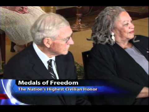 Medals of Freedom: The Nation's Highest Civilian Honor ...