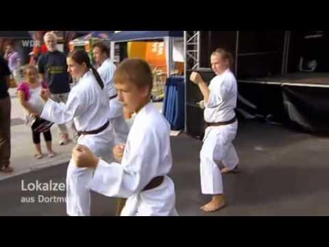 Karate Hagen beim WDR! (+ Bruchtest)
