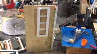 mô hình thang máy 4 tầng điều khiển PLC S7 200