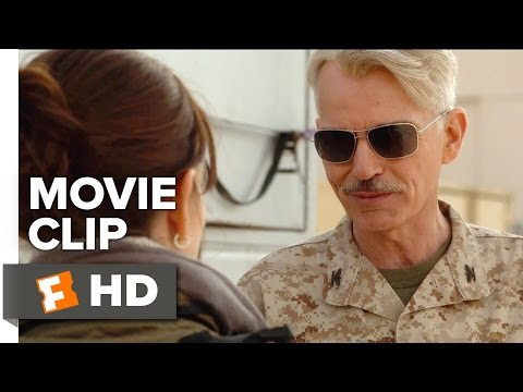 Whiskey Tango Foxtrot Movie CLIP - Wet Hooch (2016) - Tina Fey,  Billy Bob Thornton Movie HD streaming vf