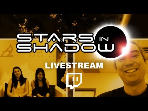 LIVESTREAM - Stars in Shadow: Launch Party