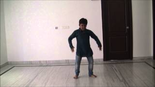 Shashank performing - shiva shiva shankara from damarukam movie