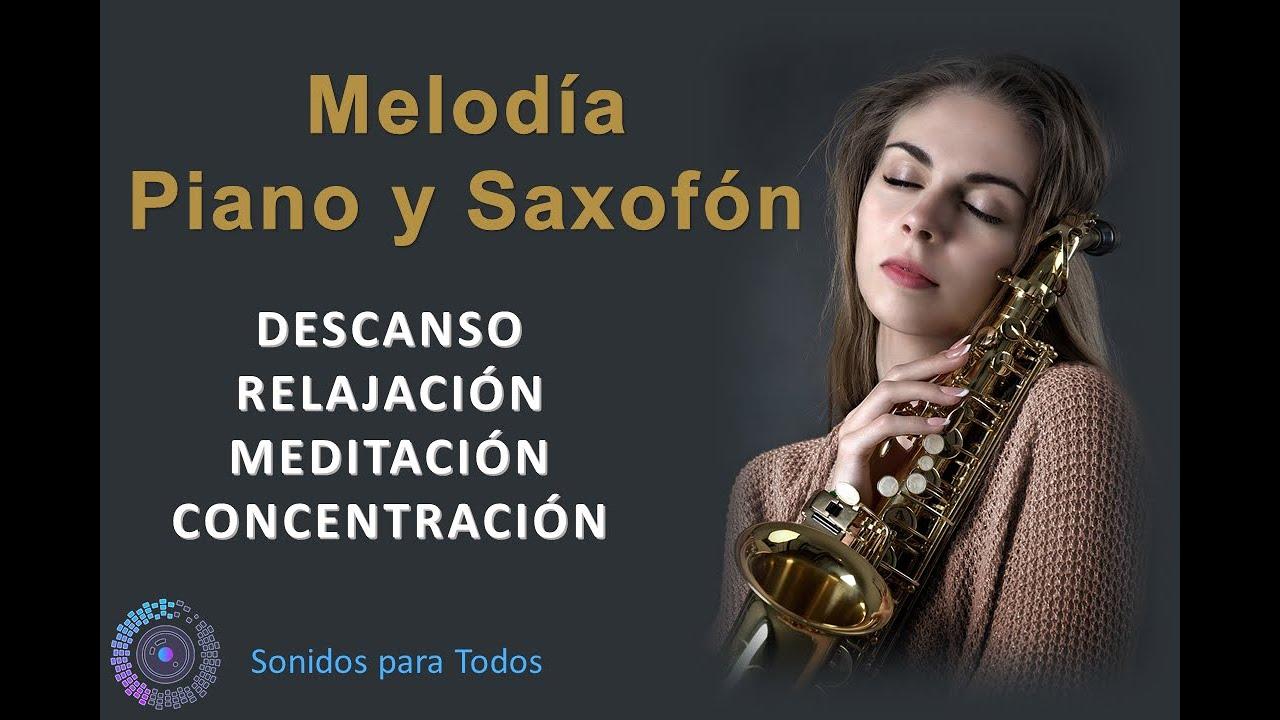 🎶 Melodía Piano y Saxofón. Música Relajante. [2020]. 🔓 Sin Copyright. 🔽 Descarga Gratis.