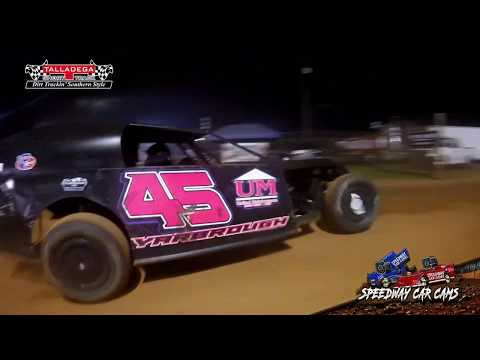 #45 Chris Yarbrough - Open Wheel - 4-27-19 Talladega Short Track - In Car Camera