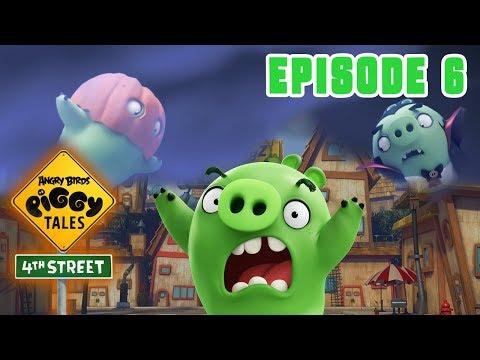 Piggy Tales - 4th Street | Scary Fog - S4 Ep6