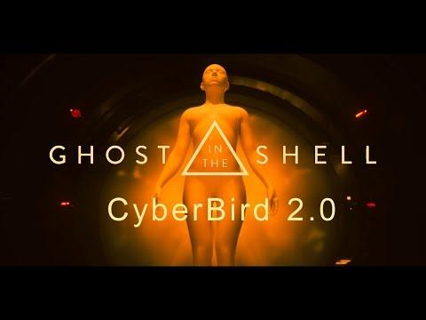 GHOST IN THE SHELL Cyber Bird 2.0 (Scarlett Johansson) Trailer