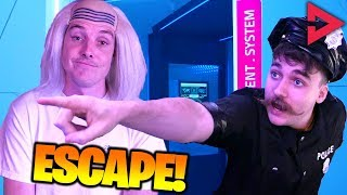 ESCAPE ROOM CHALLENGE! Ft. Lazarbeam, Muselk,  Loserfruit, Crayator, BazzaGazza and Marcus