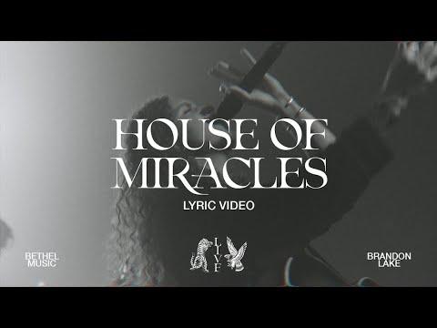 Brandon Lake – House of Miracles