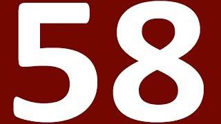 INTENSIVE ENGLISH GRAMMAR LESSONS 58