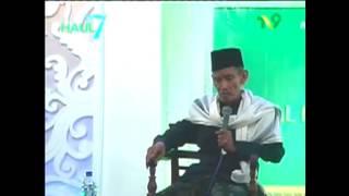 Gambar cover KH Bukhori Masruri, pencipta lagu-lagu Nasida Ria, dakwah lewat seni budaya ala Walisongo