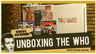 Unboxing The Who Sell Out Super Deluxe Edition + 2LP Stereo Edition