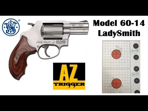 Smith & Wesson Model 60-14 Lady Smith Review & Accuracy