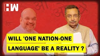 The Vinod Dua Show Ep 154: Will 'One Nation-One Language' be reality?