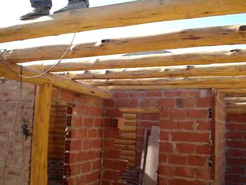 Dmaderas construcci n de caba as de troncos parte - Como hacer una cabana de madera ...