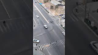 CARS LEVITATING in China...strange video