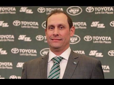 Adam Gase introduced as Jets' new head coach