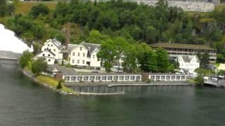 Hellesylt Norway Cruise Pier