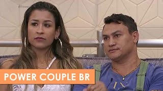 POWER COUPLE BRASIL - ELIMINAÇÃO POPÓ E EMILENE (EPISÓDIO 2)