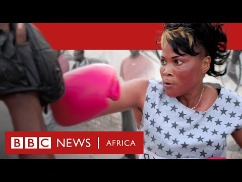 The Fighter and the Pimp: Fighting for Congo's most vulnerable girls - BBC Africa Eye [2020]