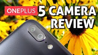 OnePlus 5 CAMERA REVIEW! (4K)