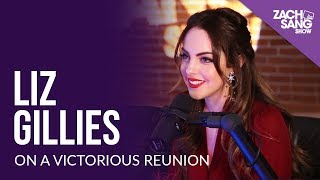 Liz Gillies talks about the possibilities of a Victorious reunion! For More Interviews, Subscribe ▻▻ http://bit.ly/29PqCNm -- Listen to the Podcast ...