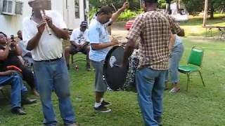 "Hurt family fife and drum picnic, ""Indian Beat,"" July 6, 2013"