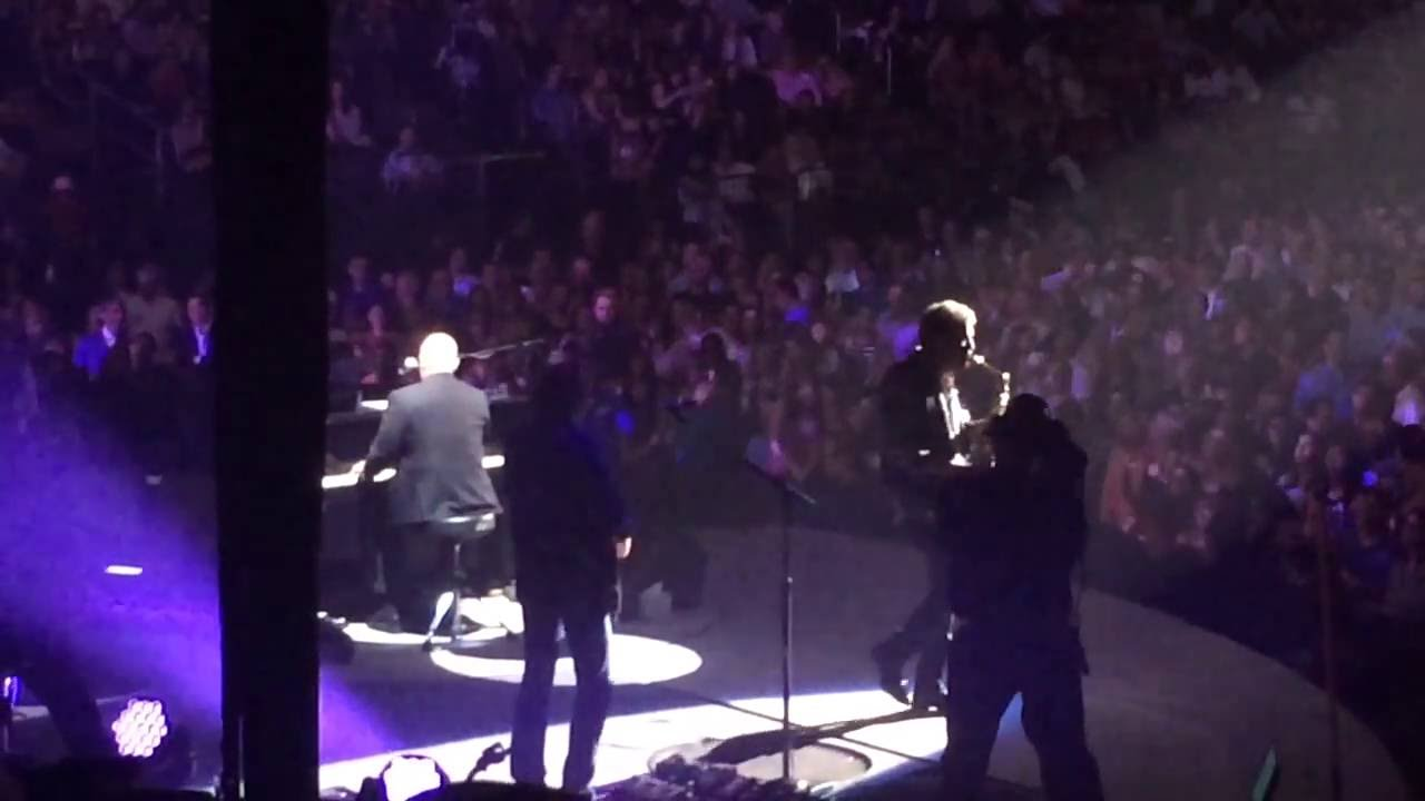 Billy Joel Madison Square Garden Just The Way You Are 7 20 16 Live Youtube