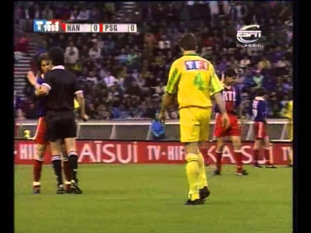 PSG 3-0 Nantes (Finale de Coupe de France 1992-1993)