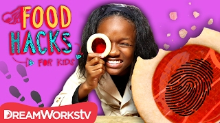 Eat This Magnifying Glass! + Super Spy Hacks | FOOD HACKS FOR KIDS
