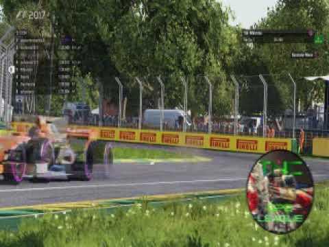 Trans Nation Challenge GP2 League - Round 1 - Australian GP 100%