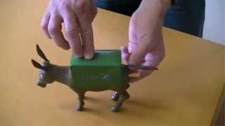 Getkooky.com.au - Donkey Cigarette Dispenser