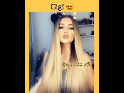 Rina ft Sin boy - Gigi (COVER)