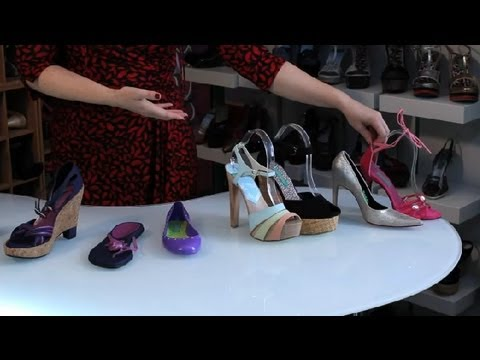 How to Protect the Bottom of Your High Heels : All About Shoes