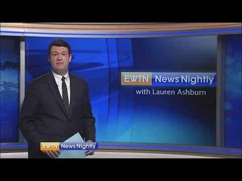 EWTN News Nightly - 2018-05-25 Full Episode with Lauren Ashburn