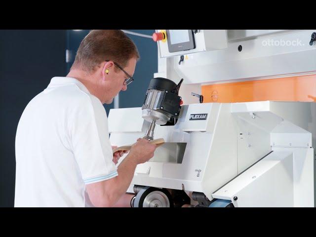 Машина для изготовления колодок и заготовок LSB115 Flexam, арт.701L24. Видео для специалистов