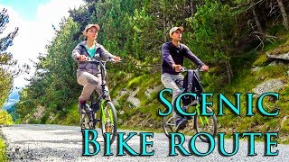 Our favourite BIKE ROUTE in PYRENEES-Orientales, France | Puigmal