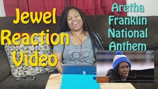 jewel s reaction aretha franklin national anthem 2016