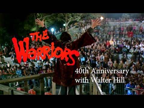 THE WARRIORS 40th Anniversary Tribute With Director Walter Hill