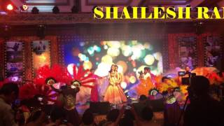 SAB TERA DANCE PERFORMANCE   BAAGHI   Tiger Shroff, Shraddha Kapoor - SHAILESH RANJAK