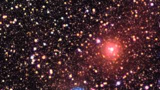 Zooming in on the red giant star L2 Puppis