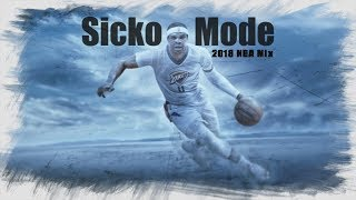 Russell Westbrook - Sicko Mode 2018 (Emotional)