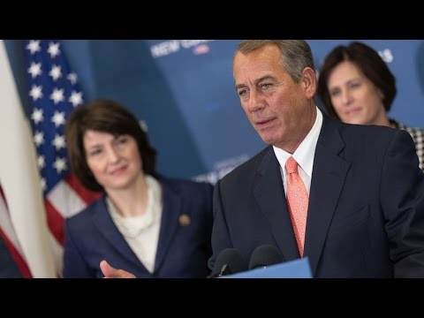 Republicans to Press Pres Obama on Jobs & the Economy