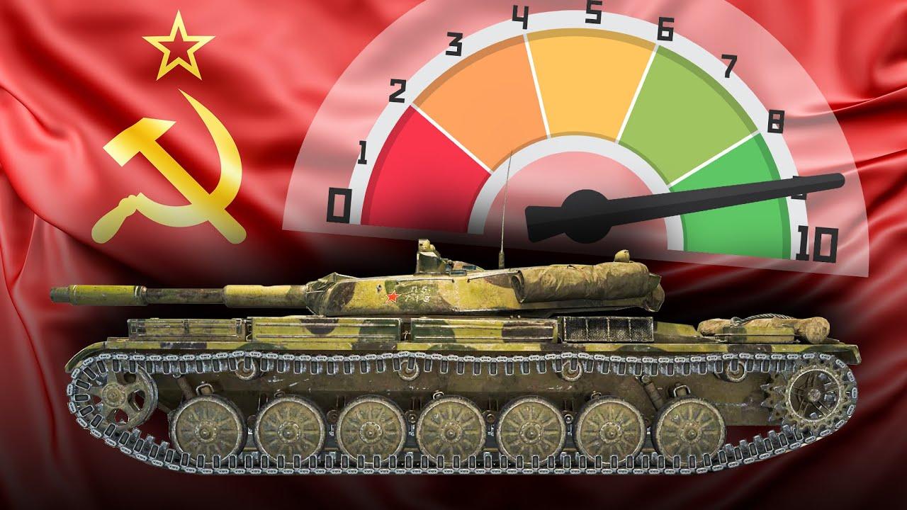 Rating Soviet light tanks by slavness - World of Tanks AD