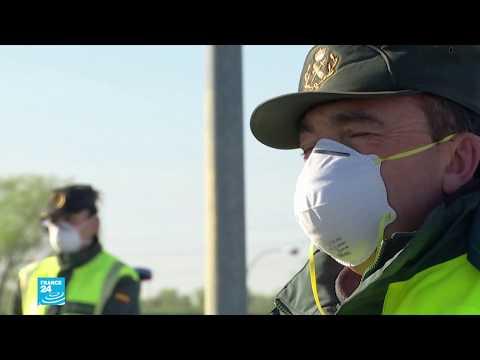 إسبانيا: كاتالونيا تعيد فرض إجراءات عزل على نحو 200 ألف شخص إثر تزايد المصابين بفيروس كورونا  - نشر قبل 10 ساعة